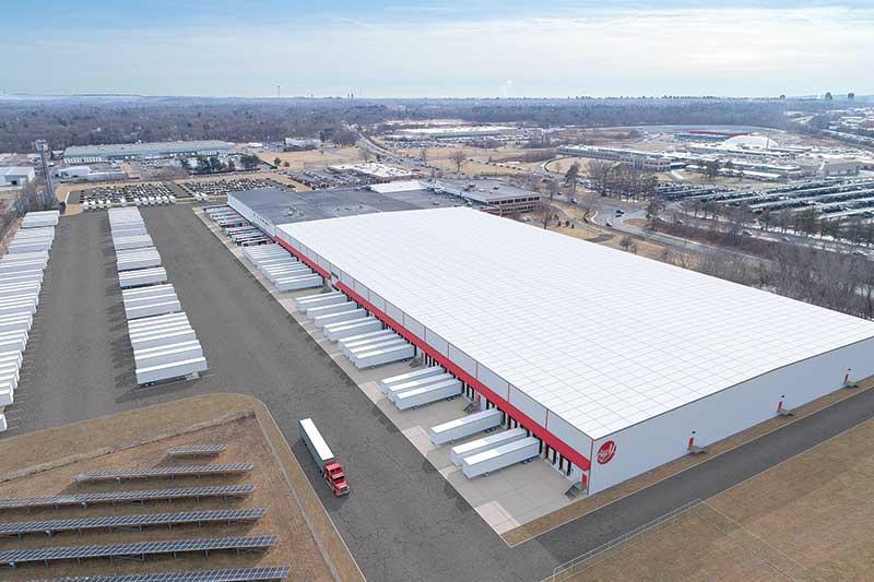 Big Y distribution center expansion