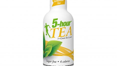 5-hour tea lemonade new flavor