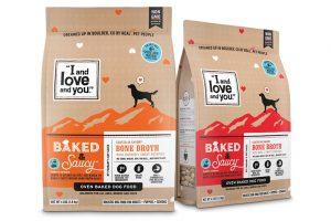 I and Love and You dog food