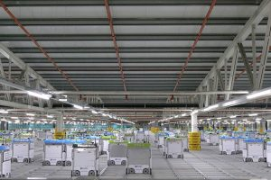 Kroger Customer Fulfillment center