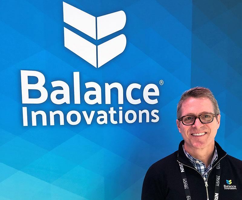 Darren Knipp, Balance Innovations