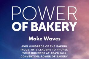 An ABA Power of Bakery promotional graphic