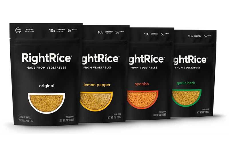 RightRice product lineup