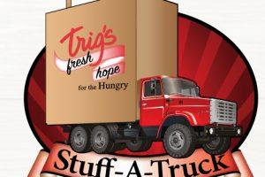 Trig's Stuff-A-Truck logo