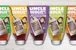 Uncle Dougie's Organic Pouches