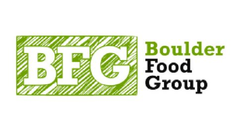 BFG Boulder Food Group logo