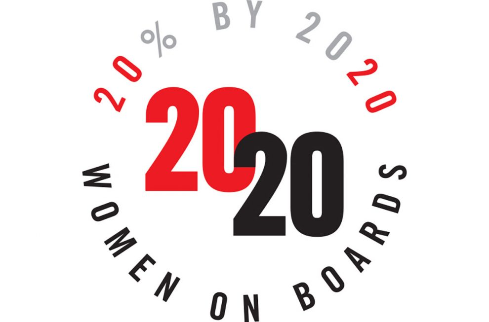 Perdue 2020 Women on Boards