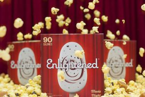 Enlightened Ice Cream Movie Night Bar