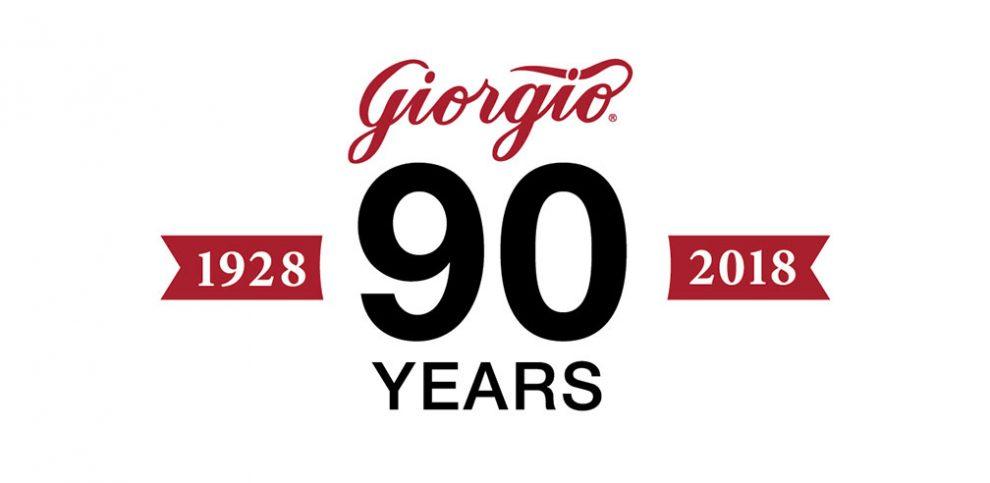 Giorgio Fresh 90th logo