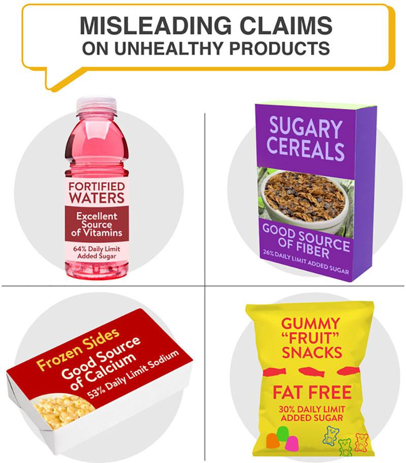 Kind Healthy labeling