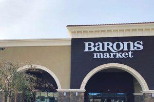 Barons Market Menifee CA