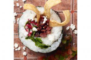 Beefshi Taco Maki