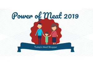 Power of Meat 2019 report logo