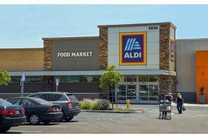 Aldi 1,900th store, San Diego, Kantar