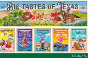 Big Tastes of Texas