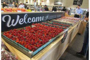 Bristol Farms new store berries