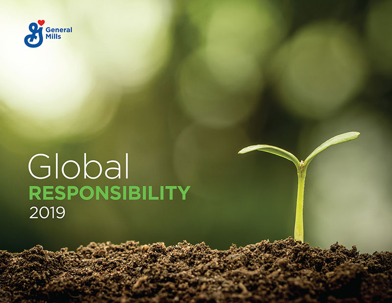 General Mills Reports Progress In Global Responsibility Report