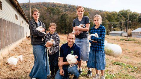 Shenandoah Valley Organic chicken