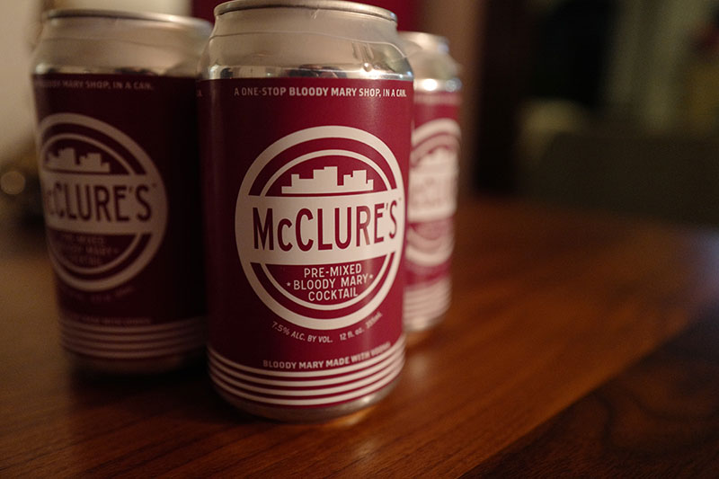 Pigeon Hill Brewing, McClure's
