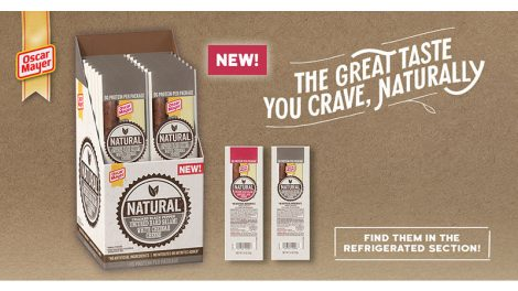 Oscar Mayer Natural Meat and Cheese Snack Sticks