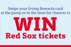 Red Sox Irving Oil