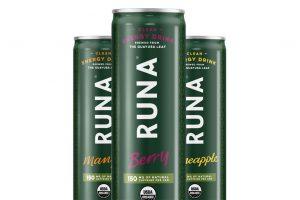 Runa Clean Energy Drink