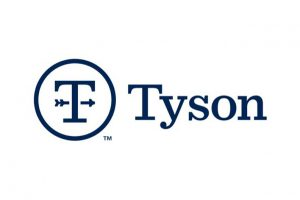 Tyson Foods logo million meals