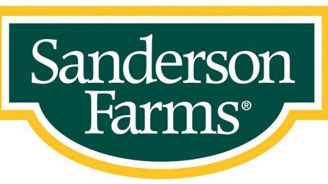 Sanderson Farms storms