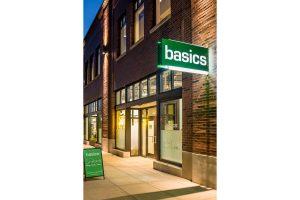 Basics Market new store