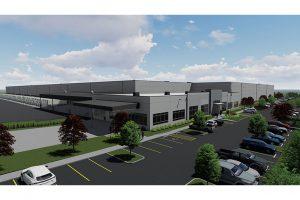 Columbia Distributing new warehouse