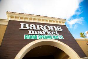Barons Market, Menifee CA