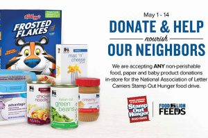 Food Lion Stamp Out Hunger