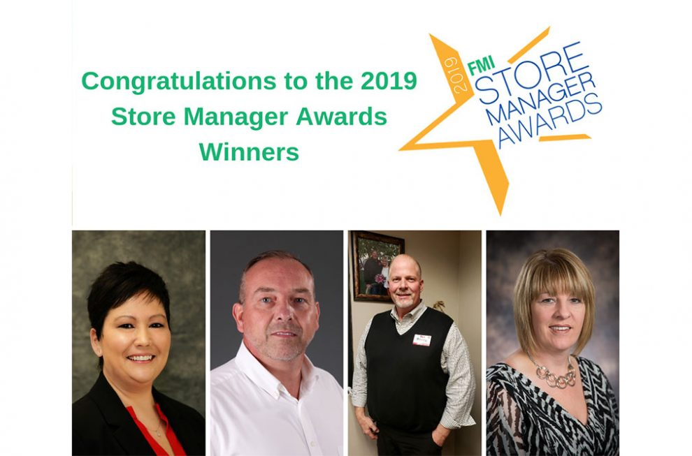 FMI 2019 store manager winners