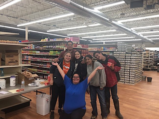 Exclusive: Buche Foods Opens Needed Store On Pine Ridge Indian Reservation