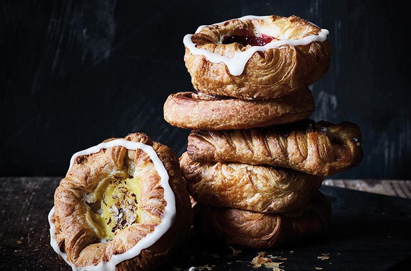 Mette Munk Danish Pastries