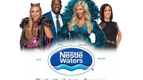 WWE Nestle Waters Challenge