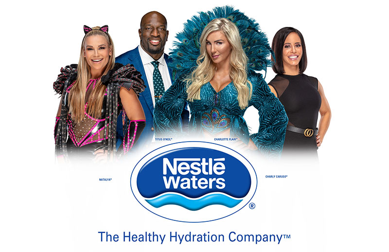 WWE Nestle Waters Challenge