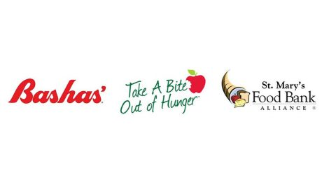 Take a Bite Out of Hunger, Bashas'