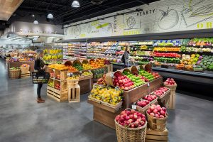 grocery stores learn from department stores
