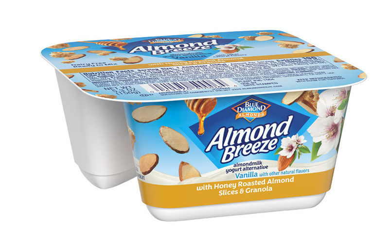 Blue Diamond Almond Breeze Yogurt