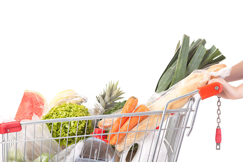 Digimarc fresh labels, grocery trends 2020
