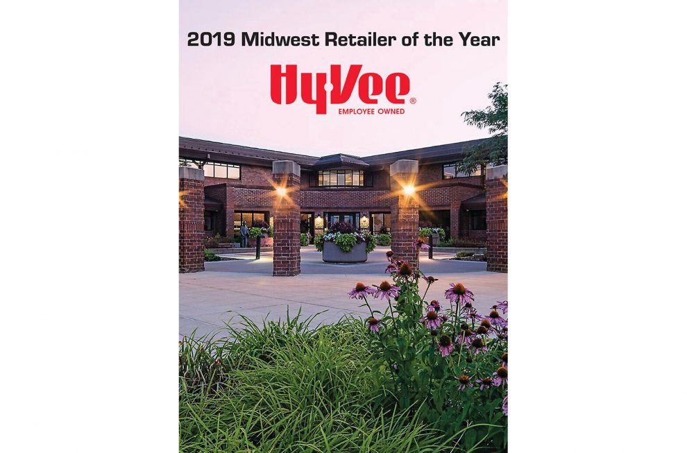 Hy-Vee special section cover