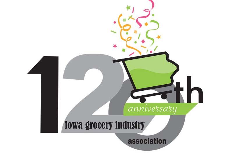 Iowa Grocery Industry Association 120th anniversary