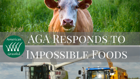 AGA refutes Impossible Foods claims