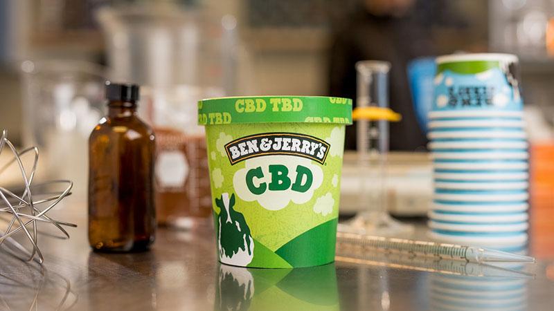 Ben & Jerry's CBD