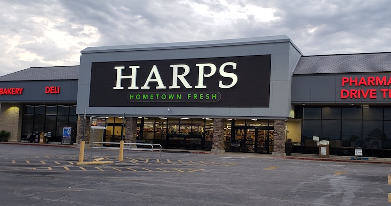 Harps Fort Smith remodel