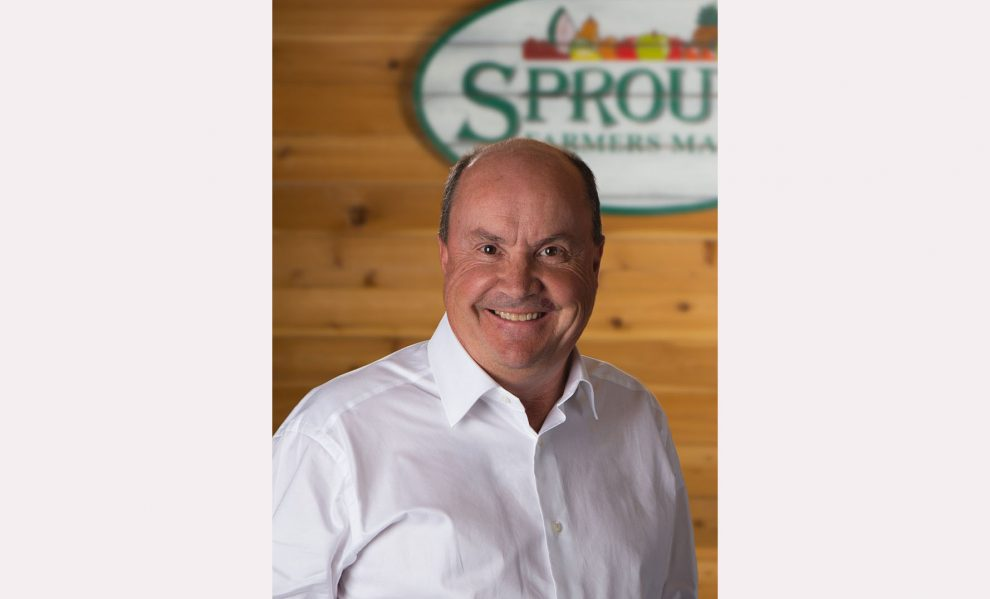 Jack Sinclair, Sprouts CEO