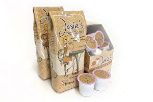 Josie's Java House brand coffee