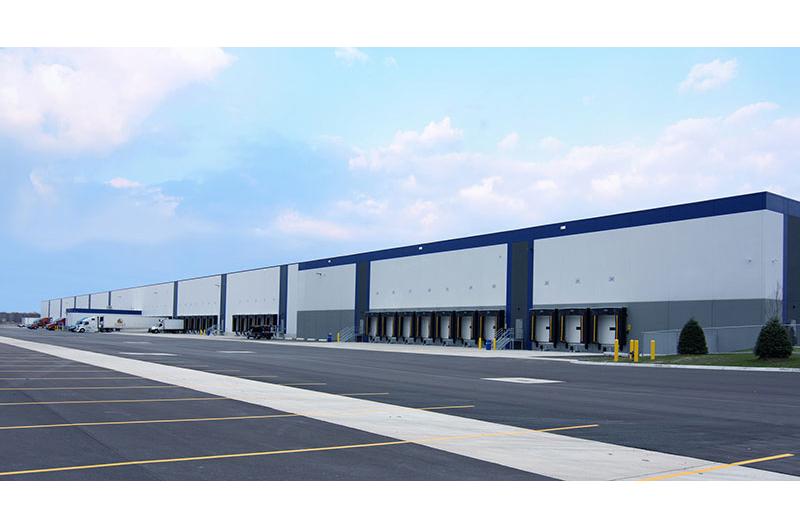Penske Michigan distribution center