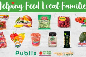 Publix Produce for Kids